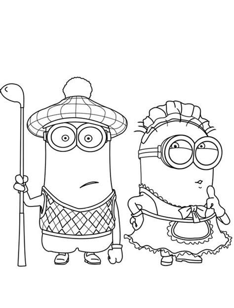imagenes en blanco y negro minios dibujo de los minions para imprimir y colorear 17 de 24
