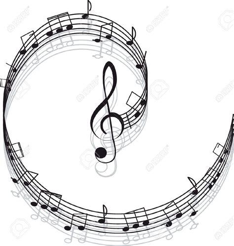 clipart musicali clipart note musicali bianco e nero cerca con