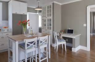 Grey Paint Wall by Kitchens Painted Gray Homes Decoration Tips