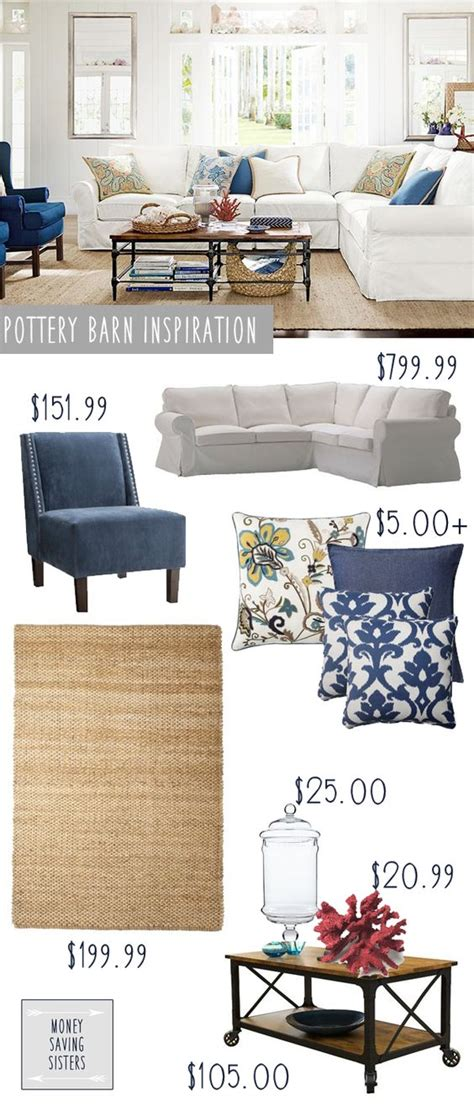 Pottery Barn Catalog Pottery Barn Rugs And Living Rooms | pottery barn white couch jute rug living room on a