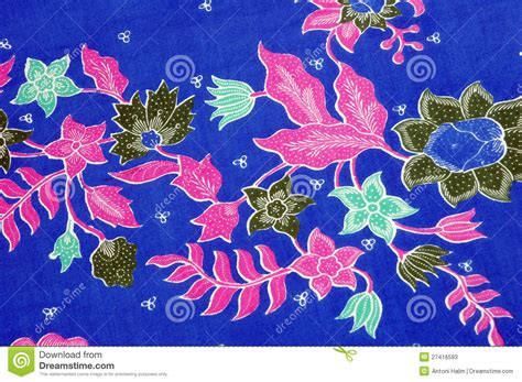 fabric design of indonesia indonesian fabric design stock photos image 27416593