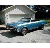 Bob &amp Elaine's 1967 Chevelle SS Convertible