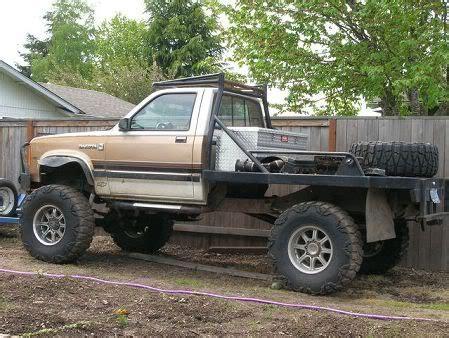 1985 Dodge Dakota Post Pics Of The And Or Baddest 1 Gens You