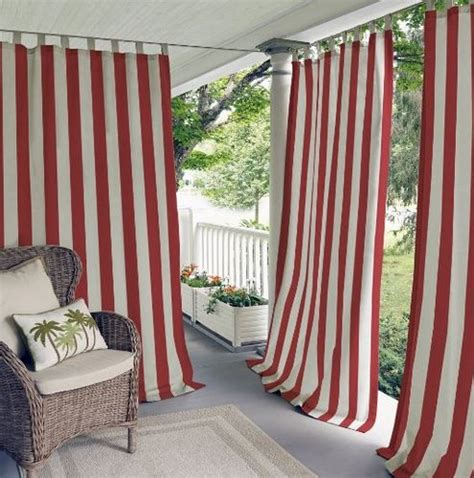 Front Porch Curtains Outdoor Curtains Porch Curtains Porch Enclosure