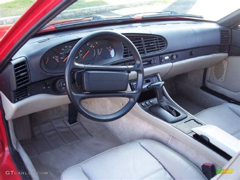 how does cars work 1987 porsche 944 interior lighting beige interior 1987 porsche 944 s photo 62936157 gtcarlot com