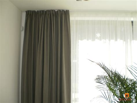 vorhänge grosse fensterfront shades of grey f 252 r wohnzimmer