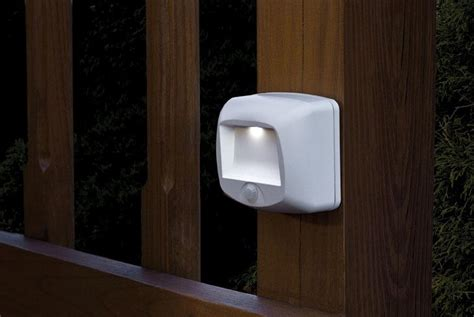 battery powered stair lights outdoor mr beams mb 530 battery operated indoor outdoor motion