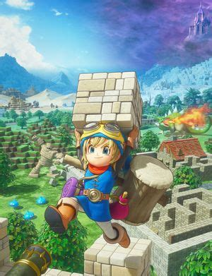 dragon quest builders overview | polygon