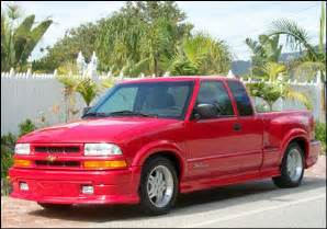 pickuptruck 2000 chevrolet s 10 xtreme