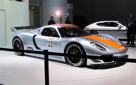 porsche 918 rsr concept porsche 918 rsr concept 2011