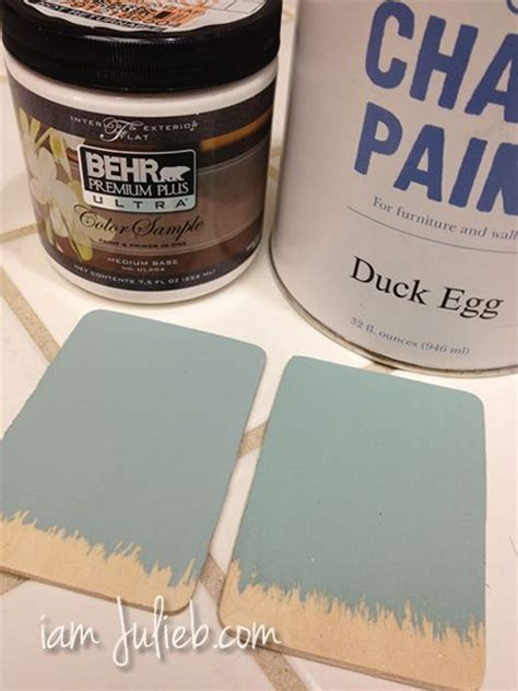 behr gray morning vs duck egg chalk paint diy charts cabinets and ducks