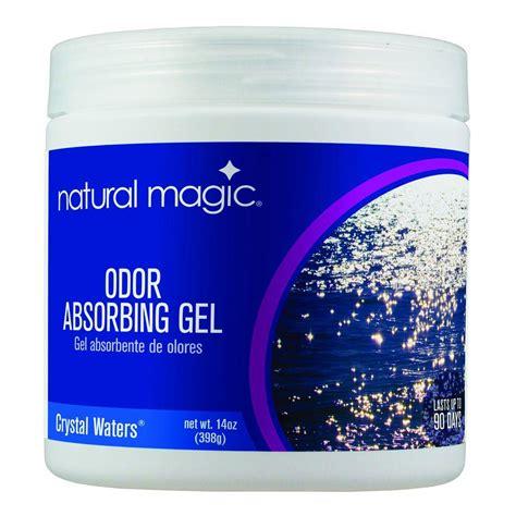 bathroom odor absorber gonzo natural magic 14 oz crystal waters odor absorbing