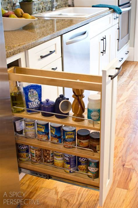 Diy Kitchen Storage by 34 Insanely Smart Diy Kitchen Storage Ideas