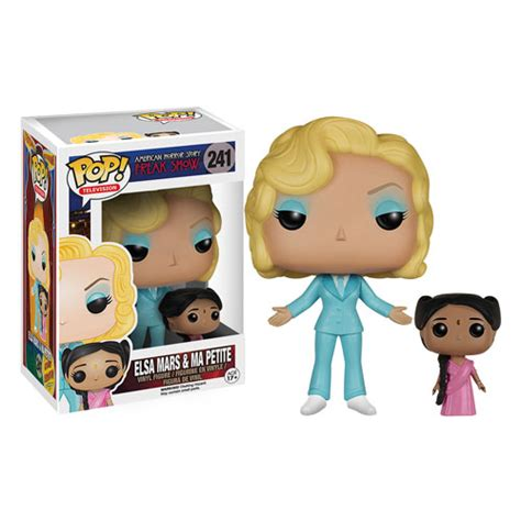 lady gaga action figures toys bobble heads american horror story elsa mars ma petite pop figure
