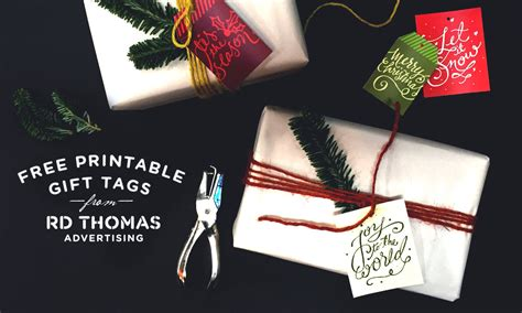 christmas gift advertisement free printable gift tags rd advertising
