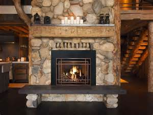Fireplace Ideas With Stone Ideas Stone Fireplace Hearth Ideas Photo Steps To