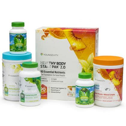 Detox Ceo Mega Pack by Youngevity Dr Wallach Healthy Digestion Pak 2 0