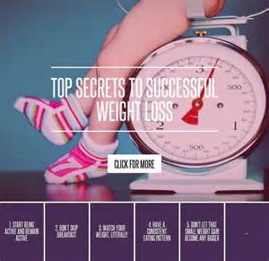 Top Secrets To Successful Weight Loss by Top Secrets To Successful Weight Loss Diet
