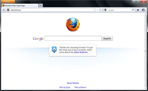 firefox mozilla firefox is a fast featured web