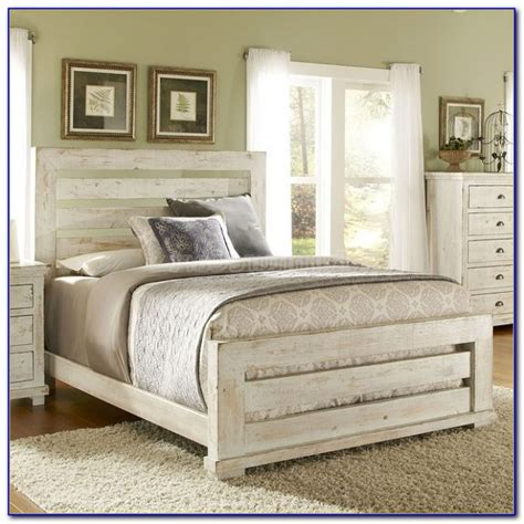Distressed White Bedroom Set | white distressed bedroom set bedroom home design ideas
