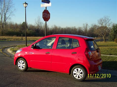 hyundai small car review hyundai i10 the truth about cars