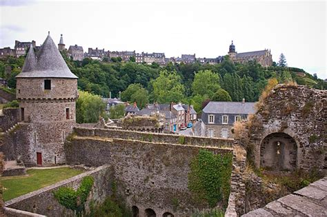 fougeres brittany france photography  steve crampton