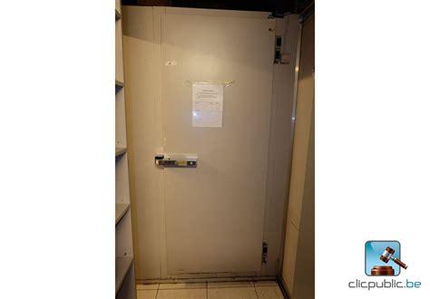 chambre froide a vendre chambre froide ref 6 224 vendre sur clicpublic be