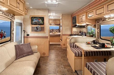 Chateau Rv Floor Plans by Wohnmobile Mieten In Usa In Los Angeles Und Usa Camper Rv