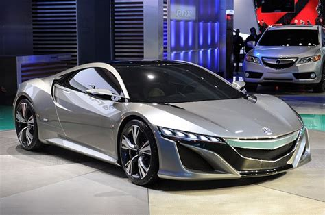2015 acura nsx coupe