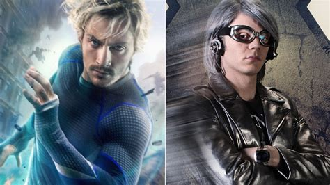 quicksilver film trailer age of ultron and dofp quicksilver vs quicksilver geek