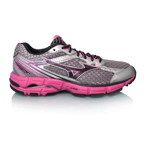 connect womens running shoes mizuno wave connect 3 womens running shoes silver