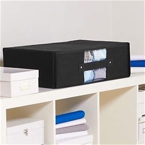 hsn closet organizer mangano closet organization box with dividers at hsn