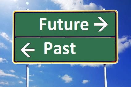 For An Understanding Of The Future Look To The Past