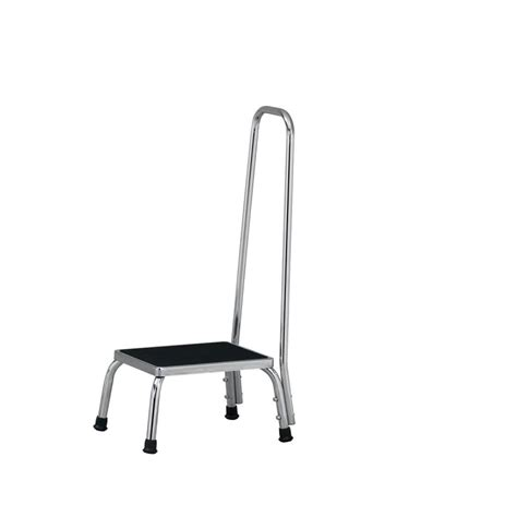 2 Step Stool With Handrail by Step Stool With Rail
