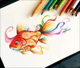 drawings with color 20 amazing colour pencil drawings by katy lipscomb