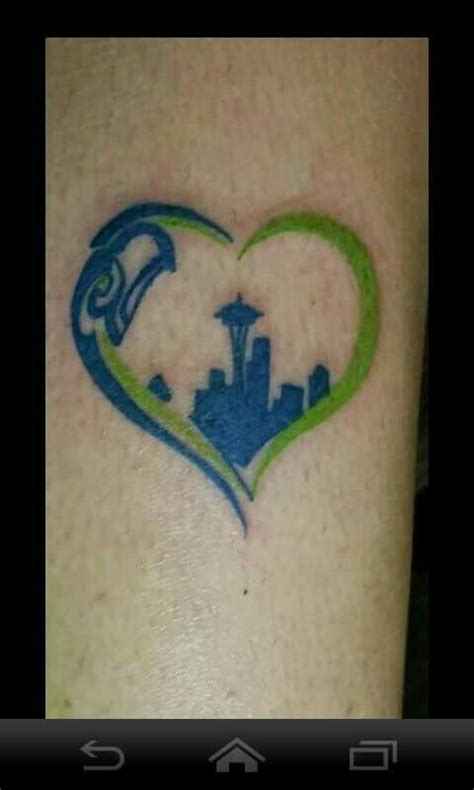 seattle seahawks tattoos 81 best images about seahawks tattoos on