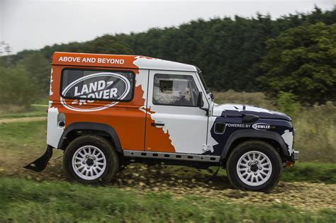 land rover bowler land rover defender challenge by bowler photo gallery