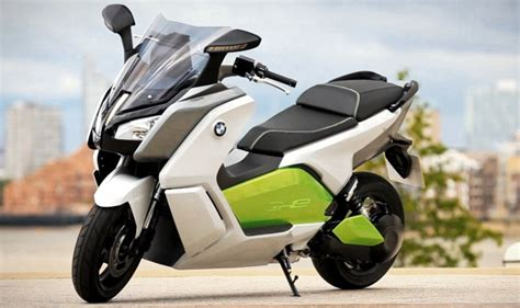 bmw  evolution  scooter electric scooters