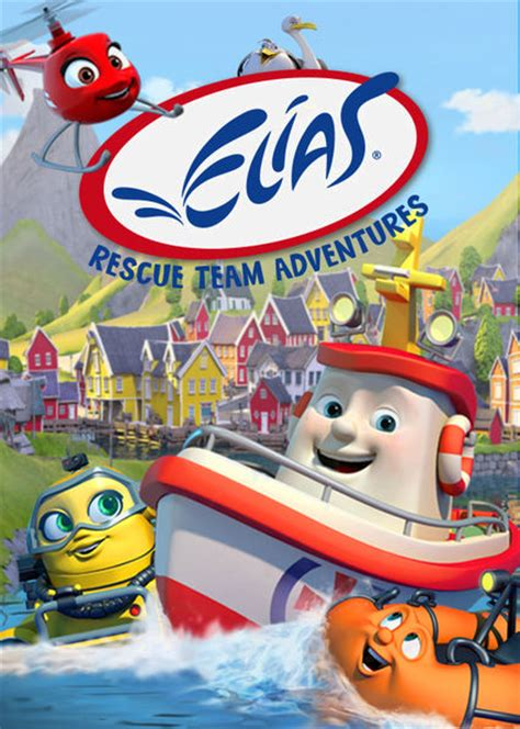 elias boat cartoon is elias rescue team adventures available to watch on