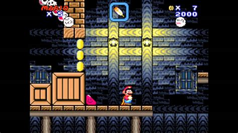 super mario world ghost house music super mario flash 2 level 6 ghost house youtube