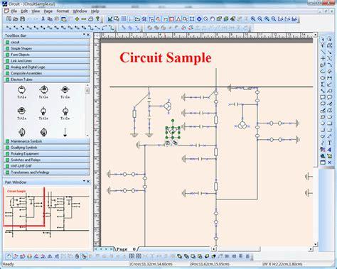 visio editor open source circuit diagram component draw circuit diagram vc
