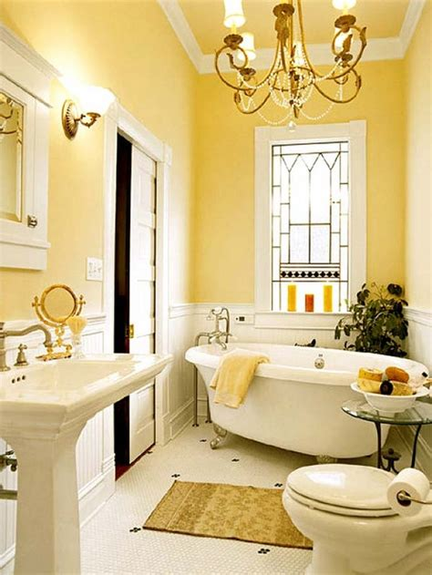 country bathroom color schemes yellow bathrooms ideas inspiration