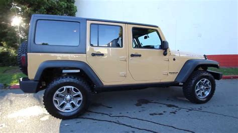 dune jeep 2013 jeep wrangler unlimited rubicon dl619397 dune