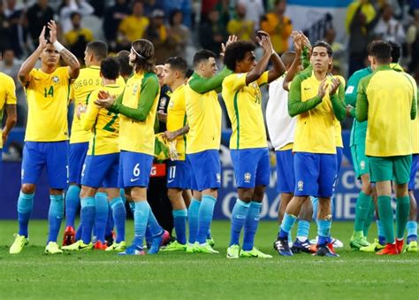 ùi Hình Brazil World Cup 2018 The Team To Qualify For 2018 Fifa World Cup Is