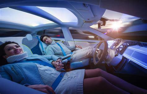 les si鑒es auto autonomes fahren