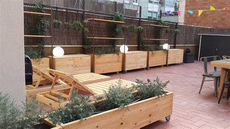 muebles de madera de palets muebles para terrazas de palets y madera de pino