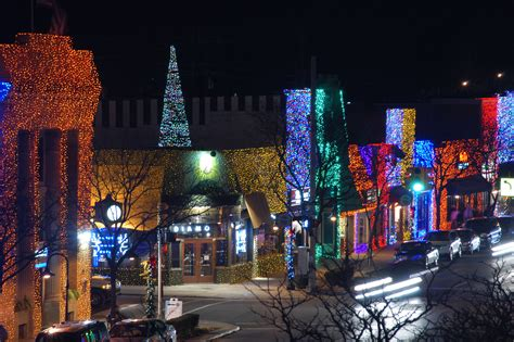 rochester michigan xmas lighting winter boredom busters shield