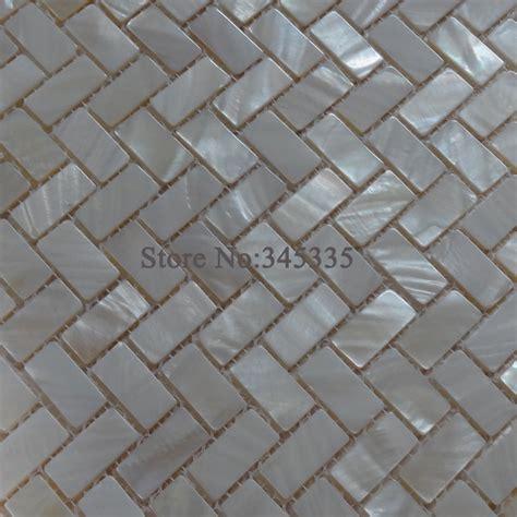 herringbone pattern wall tile aliexpress com buy 11square feet white herringbone zip