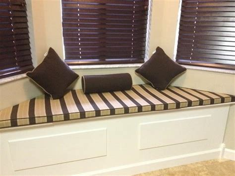 bay window pillows custom bay window cushion for the home pinterest