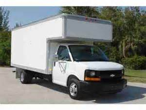 buy used 2006 chevrolet express g3500 commercial cutaway
